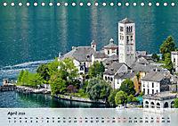Impressionen vom Ortasee (Tischkalender 2019 DIN A5 quer) - Produktdetailbild 4