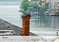 Impressionen vom Ortasee (Wandkalender 2019 DIN A3 quer) - Produktdetailbild 6