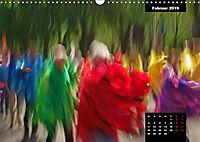 Impressionistische Fotografien (Wandkalender 2019 DIN A3 quer) - Produktdetailbild 7