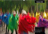 Impressionistische Fotografien (Wandkalender 2019 DIN A2 quer) - Produktdetailbild 2