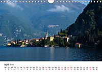 Impressions from Lake Como / UK-Version (Wall Calendar 2019 DIN A4 Landscape) - Produktdetailbild 4