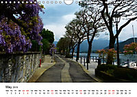 Impressions from Lake Como / UK-Version (Wall Calendar 2019 DIN A4 Landscape) - Produktdetailbild 5