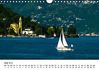 Impressions from Lake Como / UK-Version (Wall Calendar 2019 DIN A4 Landscape) - Produktdetailbild 7