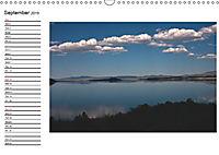Impressions from the USA / UK-Version (Wall Calendar 2019 DIN A3 Landscape) - Produktdetailbild 9