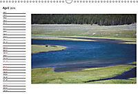 Impressions from the USA / UK-Version (Wall Calendar 2019 DIN A3 Landscape) - Produktdetailbild 4