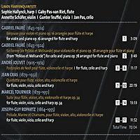 Impressions, Linos Harfenquintett, CD - Produktdetailbild 1