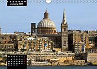 Impressions of Malta (Wall Calendar 2019 DIN A4 Landscape) - Produktdetailbild 1