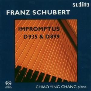 Impromptus D 935 &D 899, Chiao-Ying Chang