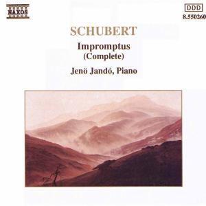 Impromptus * Naxos, Jenö Jando