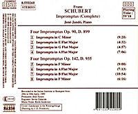 Impromptus * Naxos - Produktdetailbild 1