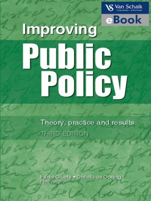 Improving Public Policy