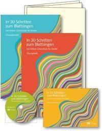 In 30 Schritten zum Blattsingen. Kölner Chorschule für Kinder (Paket) - Erzbistum Köln |