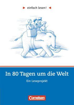 In 80 Tagen um die Welt, Ein Leseprojekt, Silke Kreip