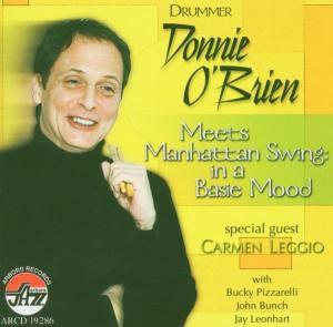 In A Basie Mood, Donnie Meets Manhattan Swing O'Brian
