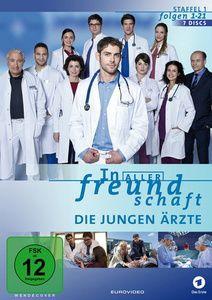 In aller Freundschaft: Die jungen Ärzte - Staffel 1, Teil 1, Roy Peter Link, Sanam Afrashteh
