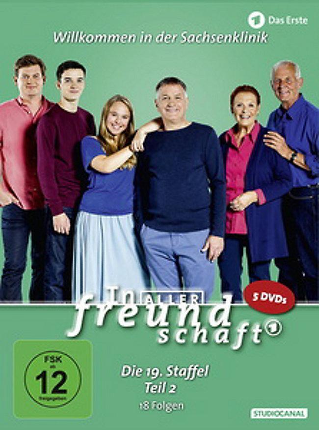 In Aller Freundschaft Staffel 19