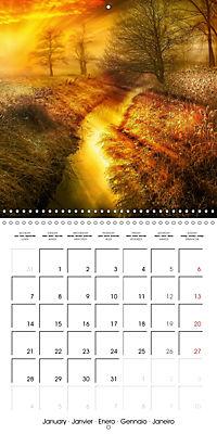In between worlds - between day and night (Wall Calendar 2019 300 × 300 mm Square) - Produktdetailbild 1
