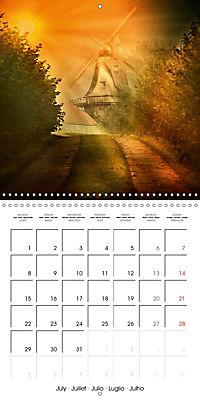 In between worlds - between day and night (Wall Calendar 2019 300 × 300 mm Square) - Produktdetailbild 7