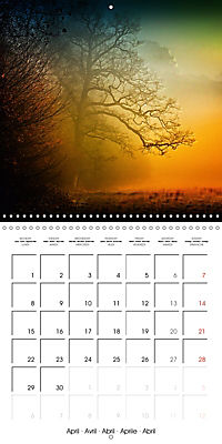 In between worlds - between day and night (Wall Calendar 2019 300 × 300 mm Square) - Produktdetailbild 4