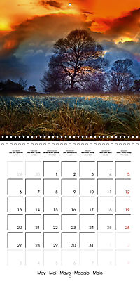 In between worlds - between day and night (Wall Calendar 2019 300 × 300 mm Square) - Produktdetailbild 5