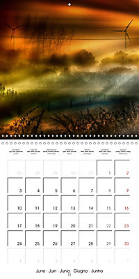 In between worlds - between day and night (Wall Calendar 2019 300 × 300 mm Square) - Produktdetailbild 6