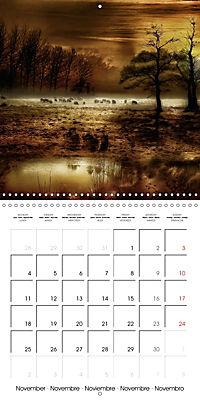 In between worlds - between day and night (Wall Calendar 2019 300 × 300 mm Square) - Produktdetailbild 11
