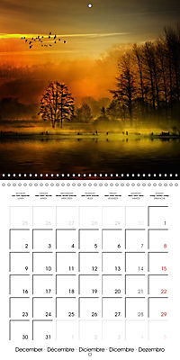 In between worlds - between day and night (Wall Calendar 2019 300 × 300 mm Square) - Produktdetailbild 12