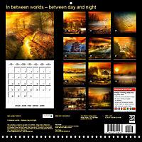 In between worlds - between day and night (Wall Calendar 2019 300 × 300 mm Square) - Produktdetailbild 13