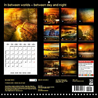 In between worlds - between day and night (Wall Calendar 2019 300 × 300 mm Square) - Produktdetailbild 13