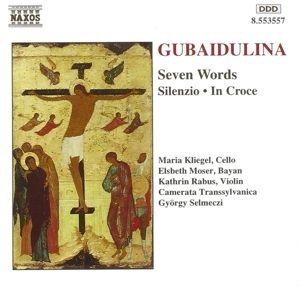 In Croce/Silenzio/Sieben Worte, Kliegel, Moser, Rabus, Selmeczi