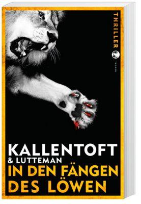 In den Fängen des Löwen, Mons Kallentoft, Markus Lutteman