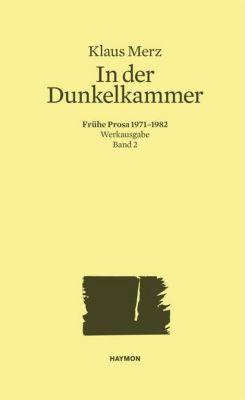 In der Dunkelkammer - Klaus Merz pdf epub