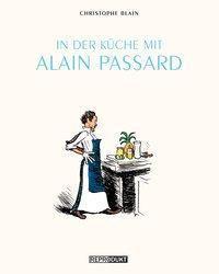 In der Küche mit Alain Passard, Christophe Blain