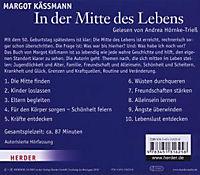 In der Mitte des Lebens, Audio-CD - Produktdetailbild 1