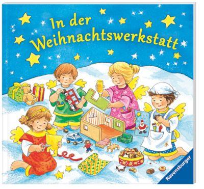 In der Weihnachtswerkstatt, Ursula Weller, Gaby Scholz