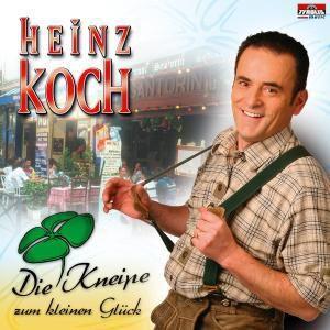 In die Kneipe zum kleinen Glück, Heinz Koch