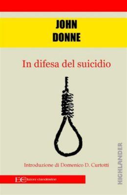 In difesa del suicidio, John Donne