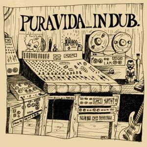 In Dub (Yellow-Green Vinyl Lp), Pura Vida