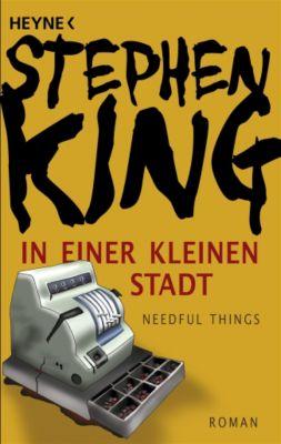 In einer kleinen Stadt - Stephen King  