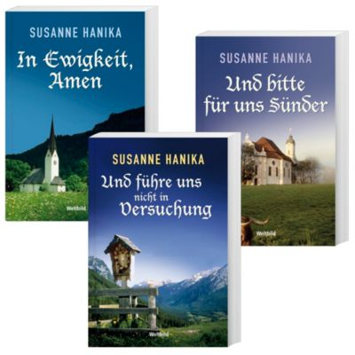 In Ewigkeit,Amen/Und bitte für uns Sünder/Und führe uns nicht in Versuchun, Susanne Hanika