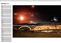 In front of the Universe (Wall Calendar 2019 DIN A3 Landscape) - Produktdetailbild 1