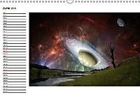 In front of the Universe (Wall Calendar 2019 DIN A3 Landscape) - Produktdetailbild 6