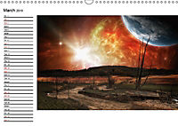 In front of the Universe (Wall Calendar 2019 DIN A3 Landscape) - Produktdetailbild 3