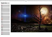 In front of the Universe (Wall Calendar 2019 DIN A3 Landscape) - Produktdetailbild 9