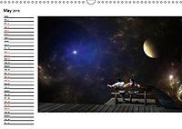 In front of the Universe (Wall Calendar 2019 DIN A3 Landscape) - Produktdetailbild 5