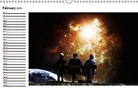 In front of the Universe (Wall Calendar 2019 DIN A3 Landscape) - Produktdetailbild 2