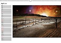 In front of the Universe (Wall Calendar 2019 DIN A3 Landscape) - Produktdetailbild 4