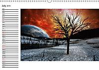 In front of the Universe (Wall Calendar 2019 DIN A3 Landscape) - Produktdetailbild 7