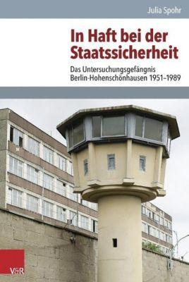 In Haft bei der Staatssicherheit, Julia Spohr