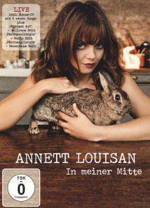 In Meiner Mitte-Live, Annett Louisan